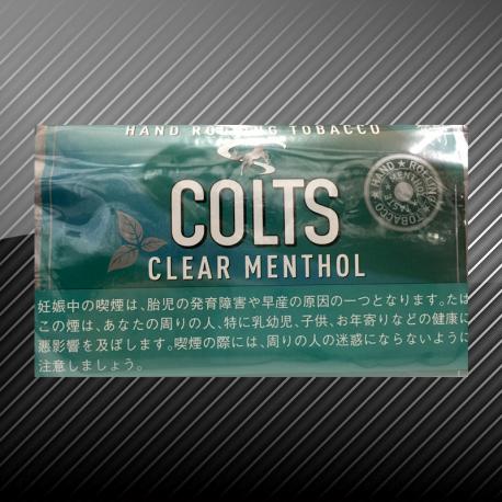 コルツ クリアメンソール COLTS CLEAR MENTHOL
