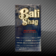 バリシャグ ハーフスワレ Bali Shag HALFZWARE
