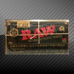 RAW ブラックシャグ RAW BLACK SHAG