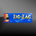 ジグザグ ブルー ZIG-ZAG BLUE