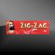 ジグザグ レッド ZIG-ZAG RED
