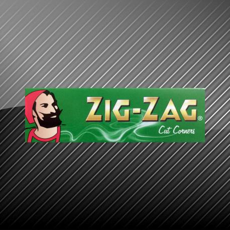ジグザグ グリーン ZIG-ZAG GREEN