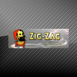 ジグザグ シルバー ZIG-ZAG SILVER
