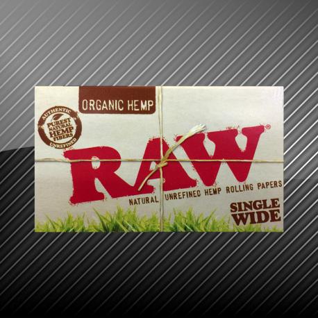 RAW オーガニックヘンプ ダブル RAW ORGANIC HEMP DOUBLE