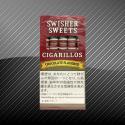 スウィッシャースイート シガリロ チョコレート SWISHER SWEET CIGARILLOS CHOCOLATE FLAVORED