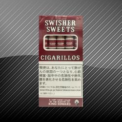 スウィッシャースイート シガリロ SWISHER SWEET CIGARILLOS