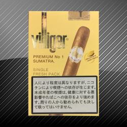 ビリガー プレミアム No.1 スマトラ Villiger PREMIUM No.1 SUMATRA