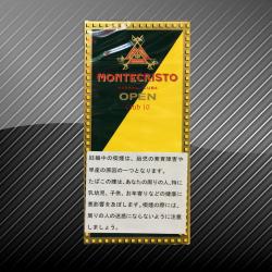 モンテクリスト オープン クラブ10's MONTECRISTO OPEN CLUB 10