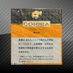 コイーバ ミニシガリロ10's COHIBA MINI 10's