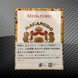 マカヌード ミニチュア MACANUDO MINITURES