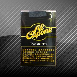 アルカポネイート ポケット Al Capone POCKET