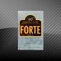 【格安タバコ】【超人気】フォルテ ライト FORTE LIGHT