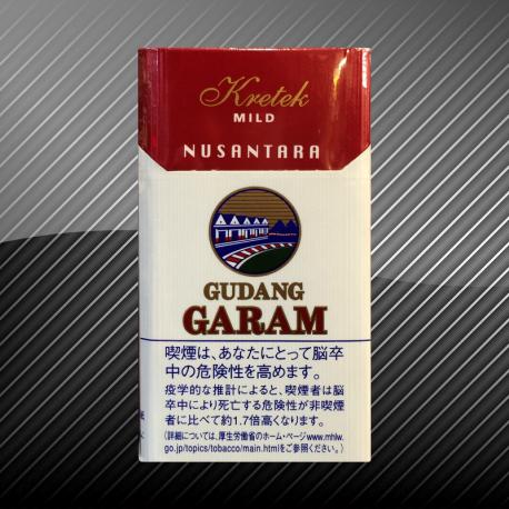 ガラム ヌサンタラマイルド GARAM NUSANTARA MILD