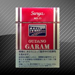 ガラム スーリアマイルド GUDANG GARAM Sueya MILD