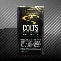 コルツ リトルシガー オリジナル COLTS DELUXE 100's ORIGINAL TASTE