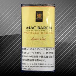 マックバレン バニラ・クリーム MAC BAREN VANILLA CREAM