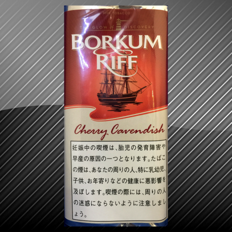 ボルクムリーフ チェリー BORKUM RIFF Cherry Canvendish