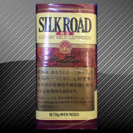 シルクロード 烟遊 SILKROAD LUXURY MILD CANVENDISH