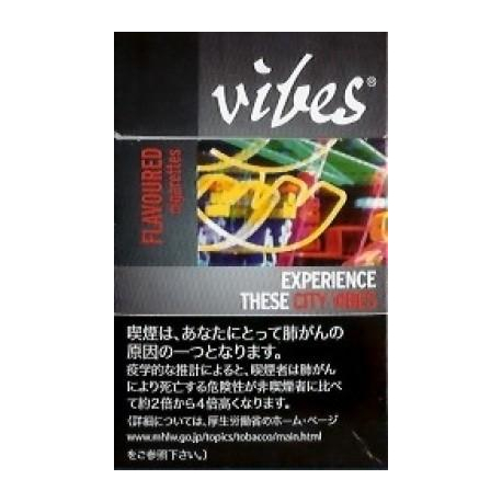 vibes バイブス EXPERIENCE THESE CITY VIBES