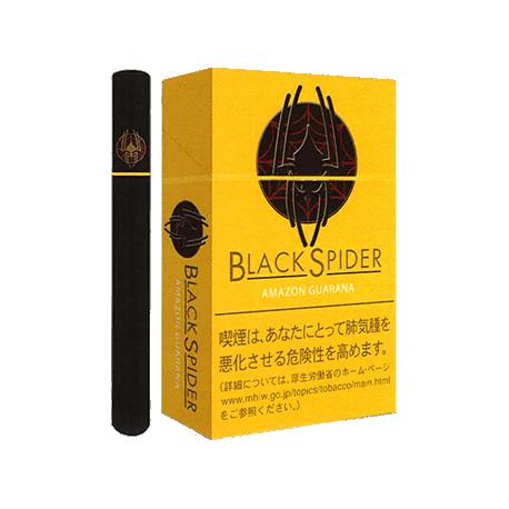 ブラックスパイダー BLACK SPIDER アマゾンガラナ