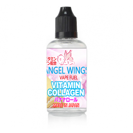 ANGEL WINGS  バナナロール 30ml