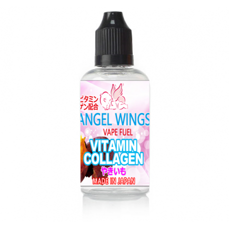 ANGEL WINGS  やきいも(ビタミンコラーゲン配合) 30ml