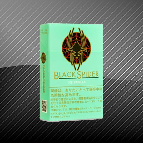 【新製品】ブラックスパイダー BLACK SPIDER アイスバニラ