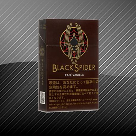 【新製品】ブラックスパイダー BLACK SPIDER カフェバニラ