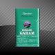 【クレテックタバコ】ガラム シグネーチャー・メンソール GUDANG GARAM Signuter Mild