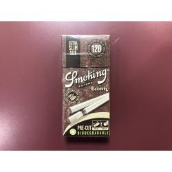【新製品】スモーキング スリムブラウン フィルター 120 smoking SLIM BROWN Filter 120