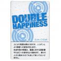【格安タバコ】【超人気】ダブルハピネス ライト DOUBULE HAPPINESS Light