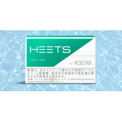 HEETS for iQOS クールジェイド(メンソール)