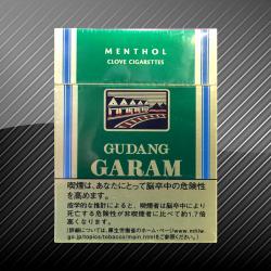 ガラム メンソール GUDANG GARAM MENTHOL